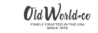 Old World.co - Finely crafted in the USA since 197